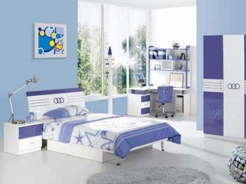 Colores para pintar azul la familia m s que numerosa - De q color pintar una habitacion ...