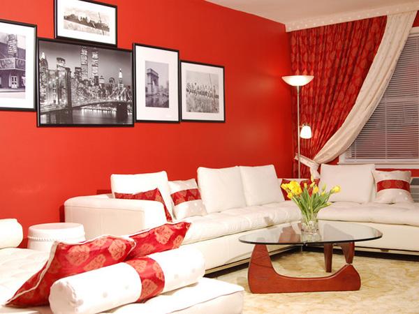 """Colores para pintar: Rojo. """"Toda la pasión en un color"""" - Blog de ..."""