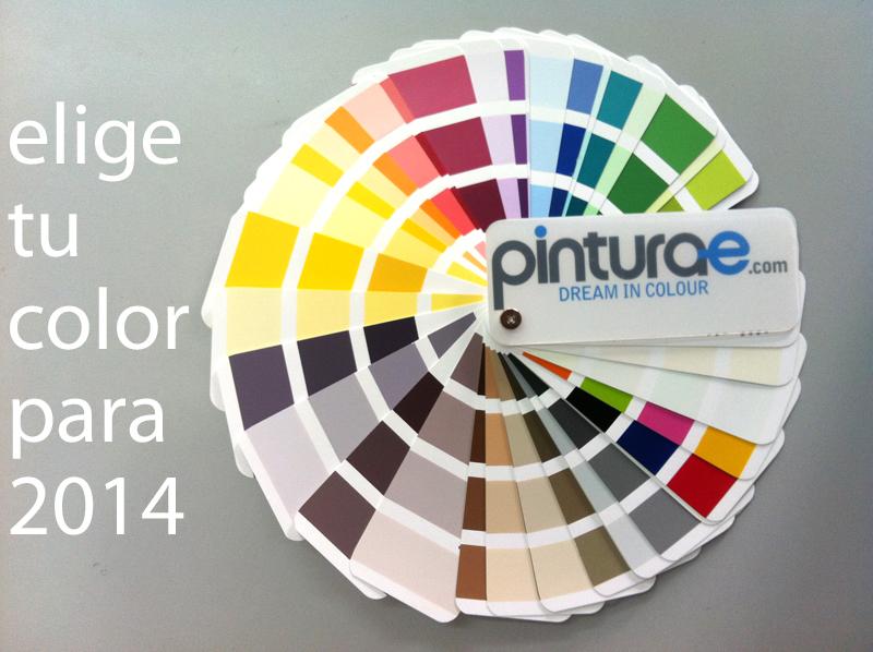 Los colores de moda en 2014 blog de pintura blog de for Colores de pintura de moda