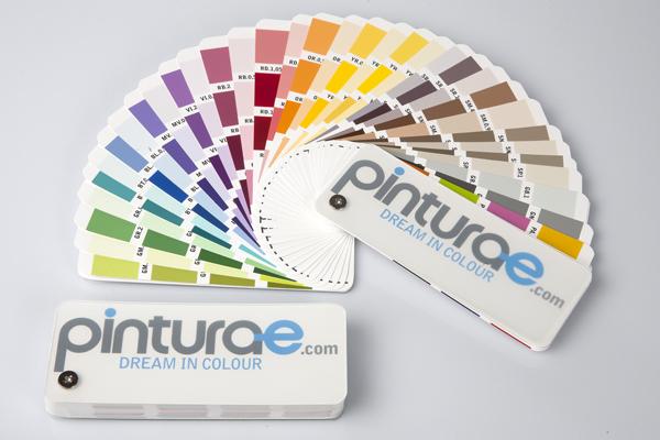 Para qué sirve una carta de colores? - Blog de Pintura | Blog de ...