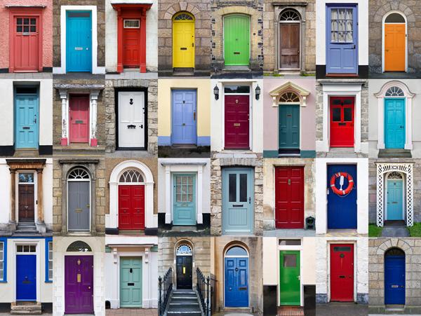 Pintar puertas blog de pintura blog de pintura y for Pintar ventanas de madera exterior