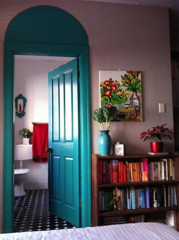 Pintar puertas blog de pintura blog de pintura y for Pintar puertas de madera viejas