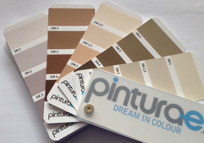 Colores para pintar arenas ocres y marrones blog de - Gama de colores para pintar ...
