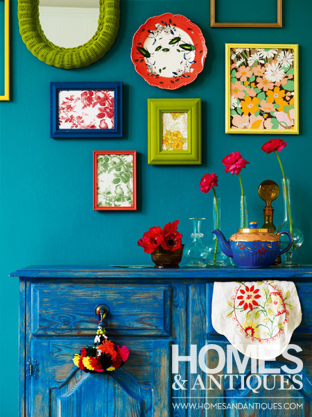 May decorating Flea market finds