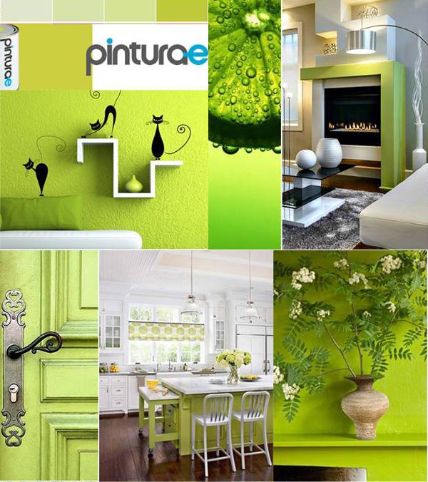 Verde lima. Verano y luz - Blog de Pintura | Blog de Pintura y ...