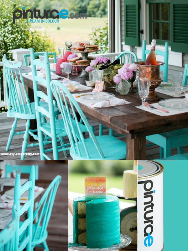 Sillas de colores pinta tus sillas de madera blog de pintura blog de pintura y decoracion - Pintar sillas de madera ...