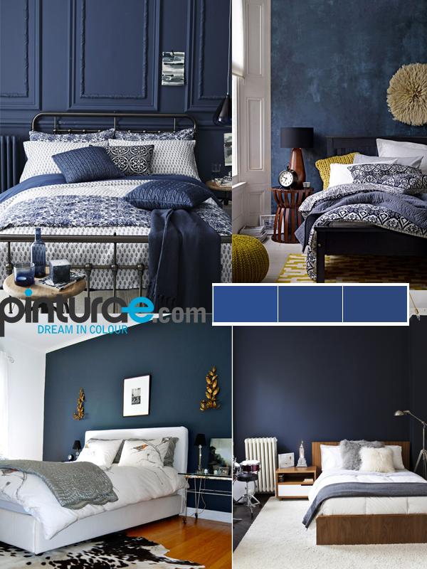 Dormitorios pintados en azul - Blog de Pintura | Blog de Pintura y ...