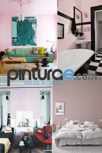 Rosa1 blog de pintura blog de pintura y decoracion for Diferentes colores para pintar una casa