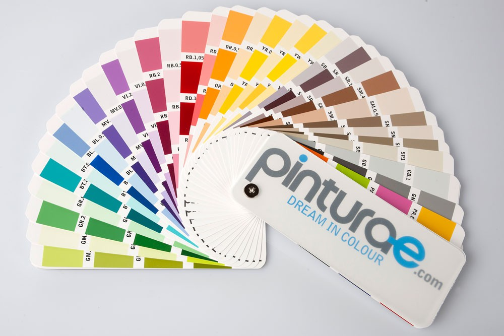 Carta de colores pintura carta de colores para paredes for Pinturas plasticas para interiores