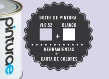 Oferta Violeta + Blanco