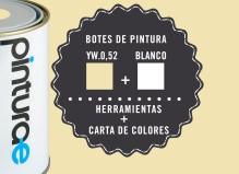 Oferta Amarillo + Blanco