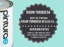 Room Turquesa