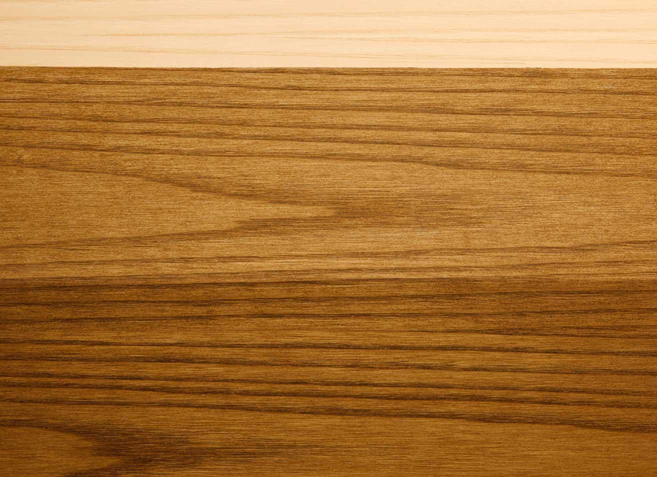Acabado para madera poro abierto pintar - Color madera roble ...