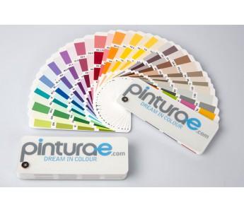 Carta Colores Selección 150 Pinturae