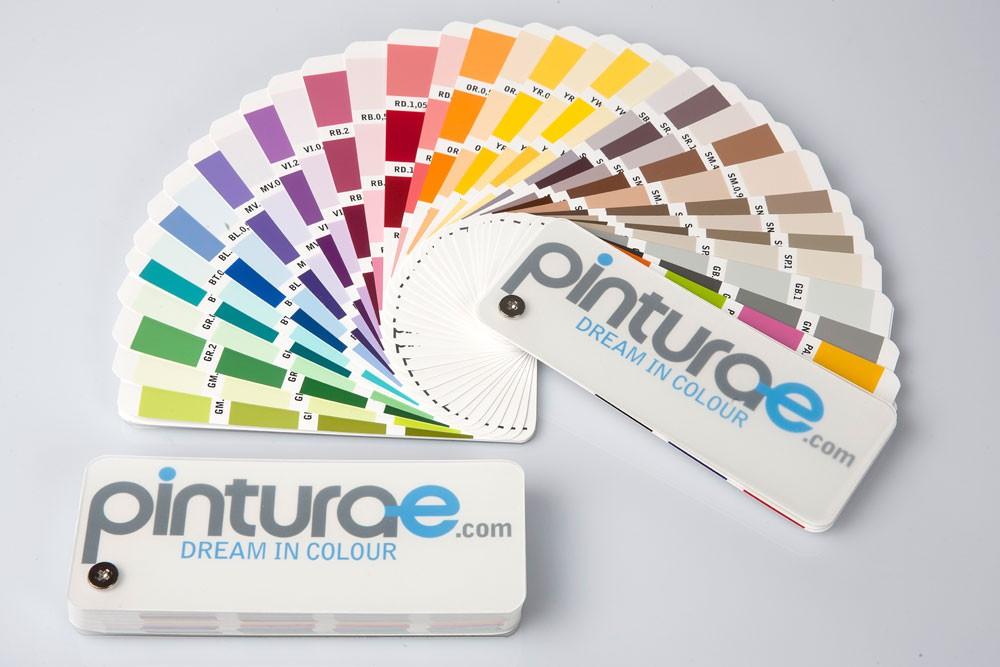 Carta de colores pintura   Carta de colores para paredes