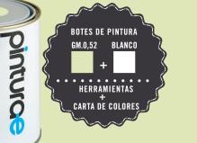Oferta Verde Manzana + Blanco