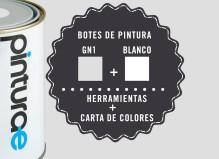Oferta Gris + Blanco