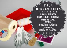 Pack Herramientas